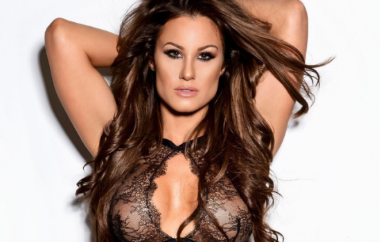 TNA Knockout Brooke Adams Puts A Happy Bow On The Week
